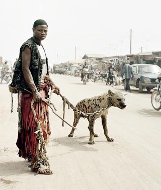Hyena man Rev